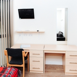 Double Room Study Area
